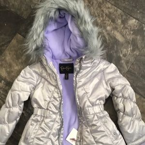 Jessica Simpson Girls winter coat